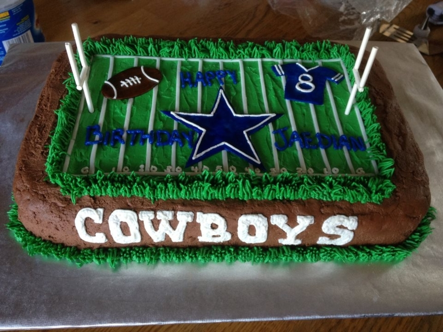 Cowboys Birthday Cake Images
