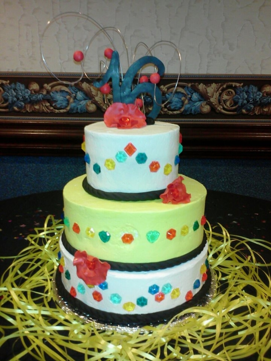Whimsical Birthday on Cake Central