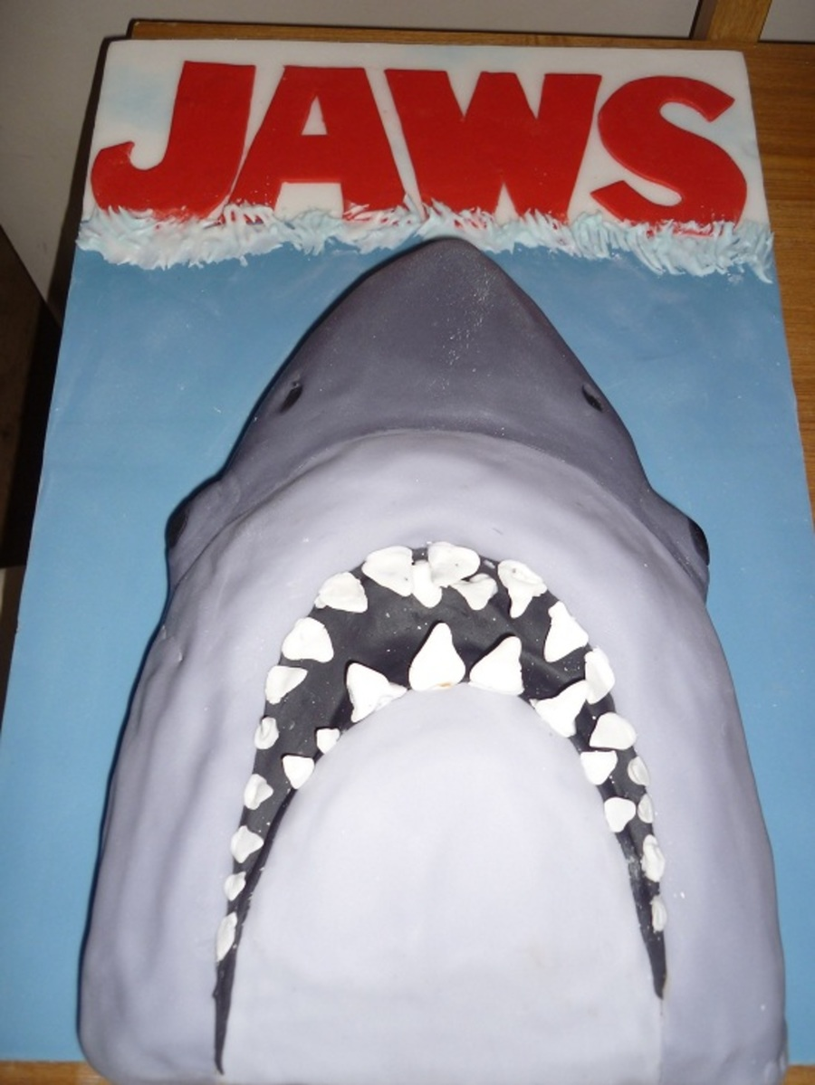 Jaws Shark Cake Cakecentral Com