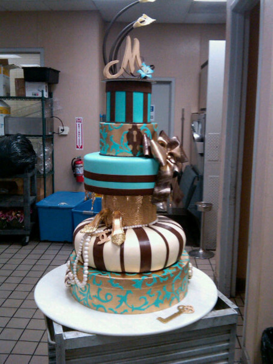 Sweet Couture on Cake Central