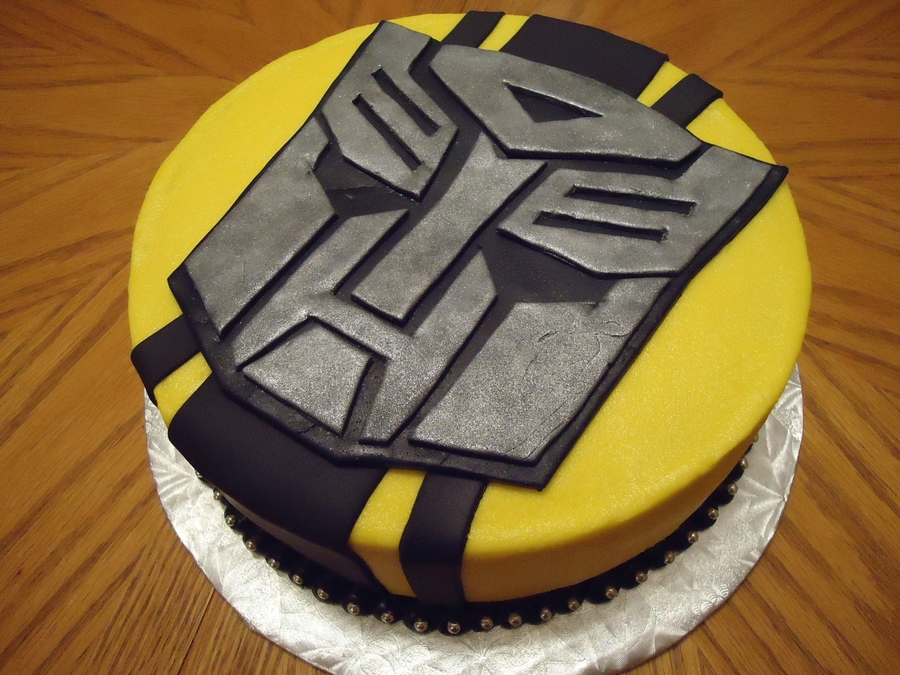 Transformers Cake Decorating Ideas