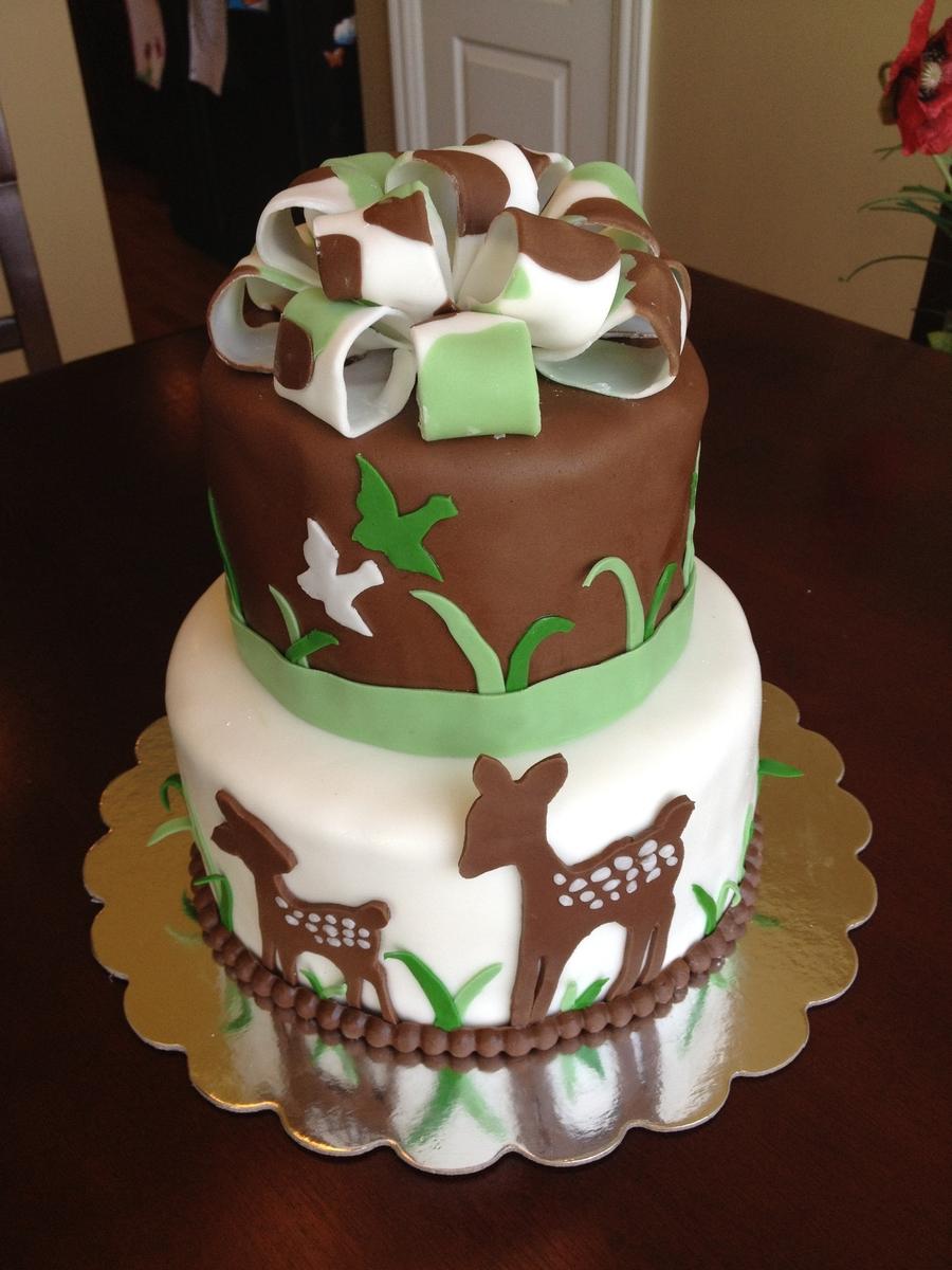 baby deer cake on cake central