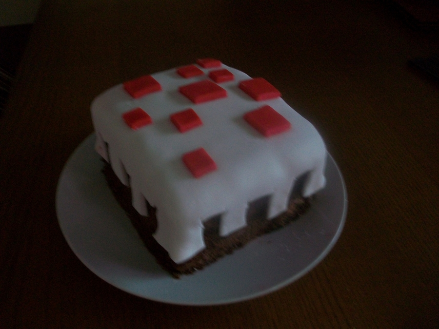 Minecraft Cake on Cake Central