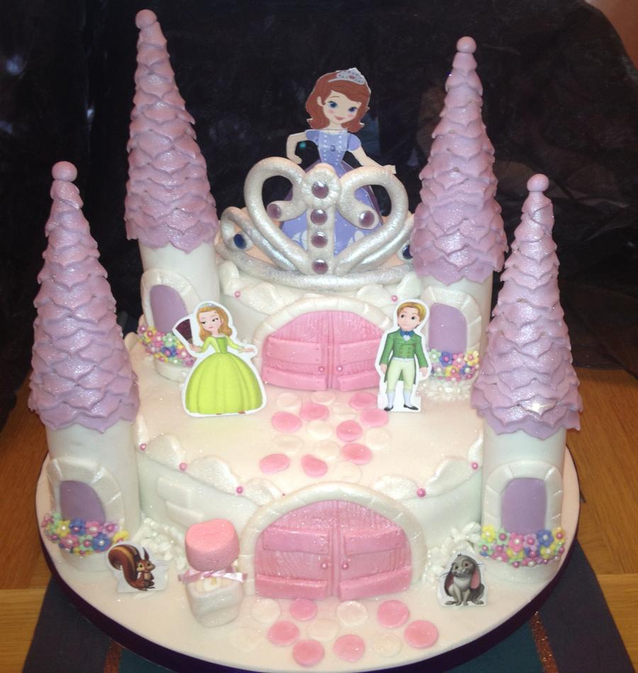 Sophia The St Cake Images