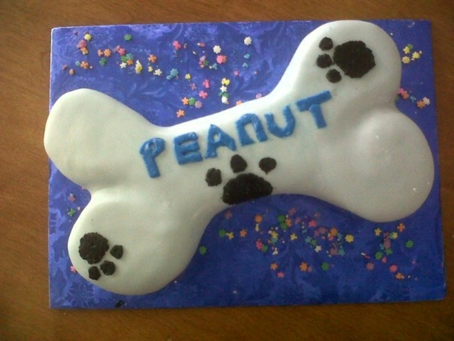 My Dogs First Birthday Cake Dog Safe Cakecentral