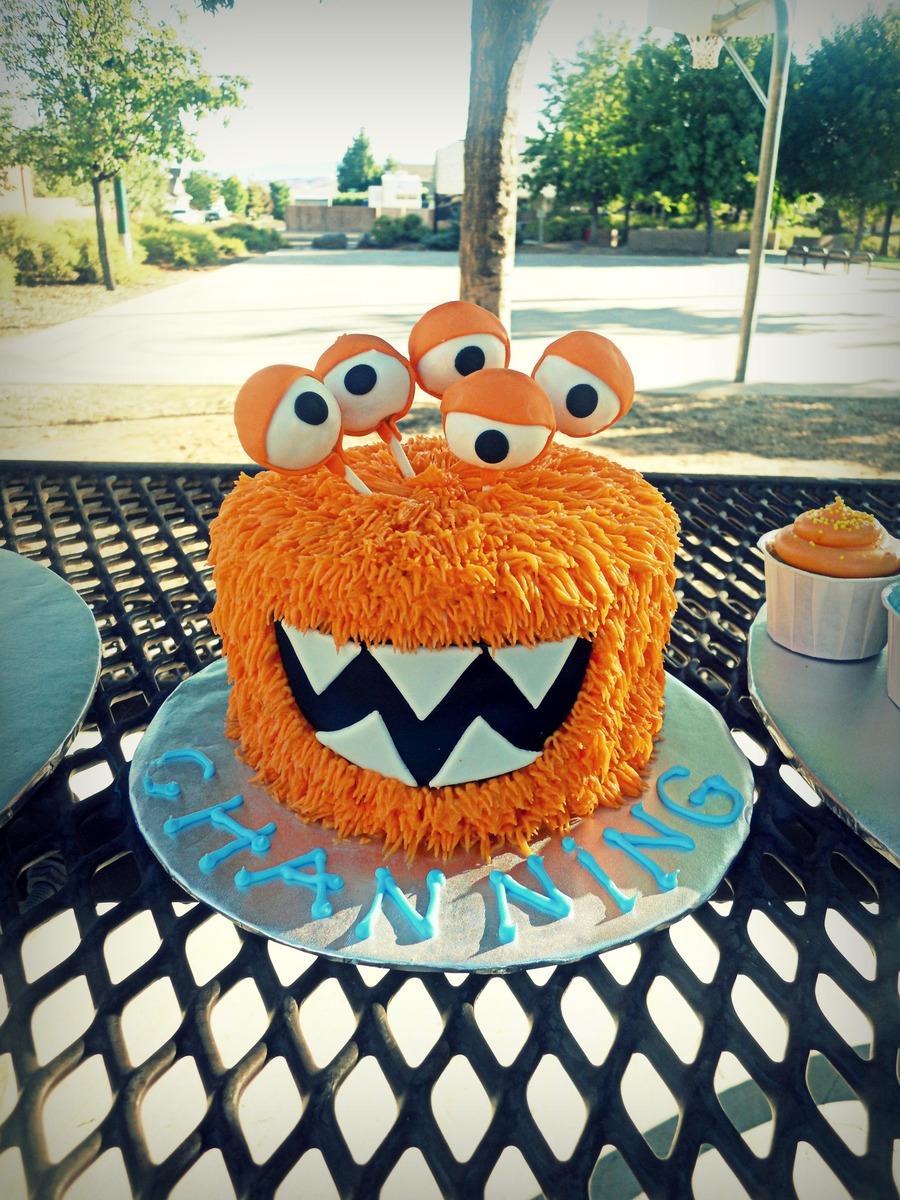 Little Monsters Cakecentral Com