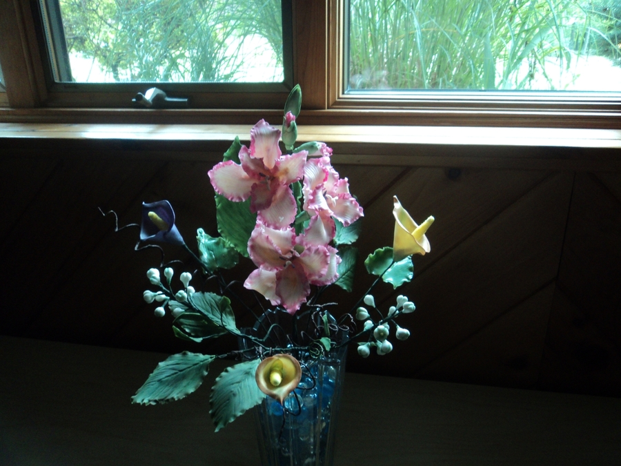 Gladiolus Calla Lily Cakecentral Com