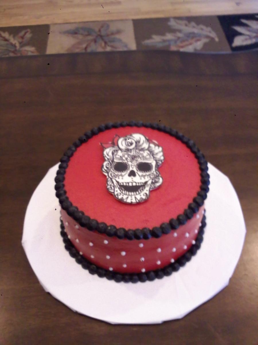 Rockabilly Cake Cakecentral Com