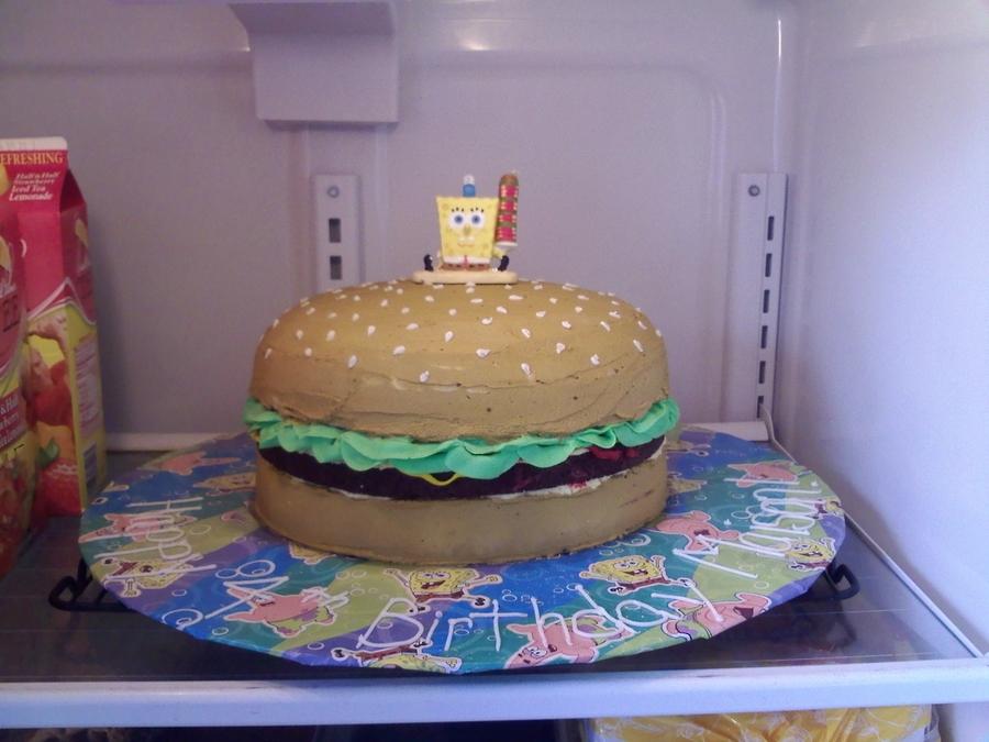 I Want My Birthday Cake Spongebob