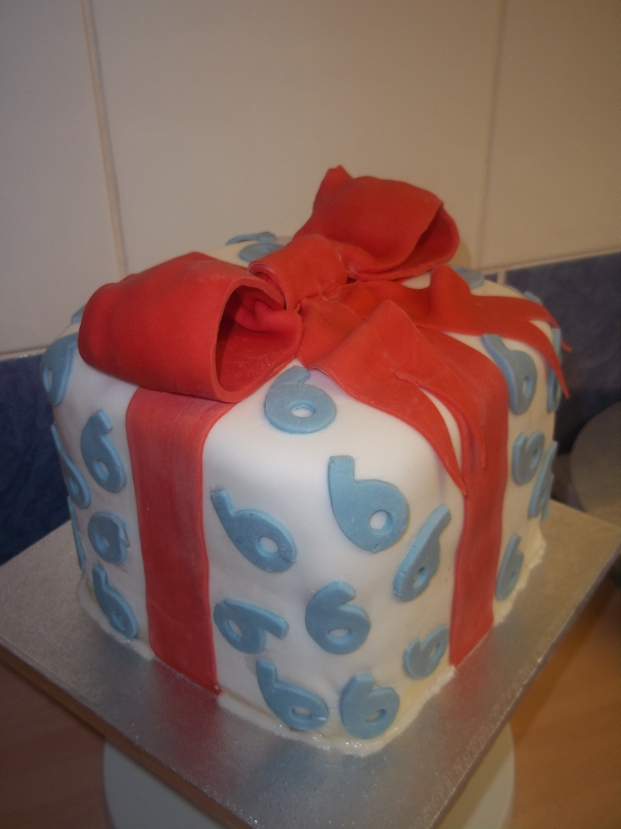 Rainbow Birthday Cake For Twin 6 Year Old Boys