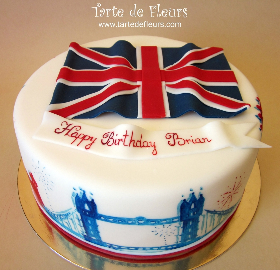 Londres Cake Recipe