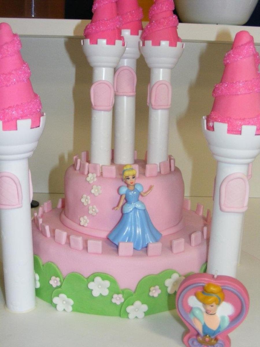 Princess Birthday Cake - CakeCentral.com