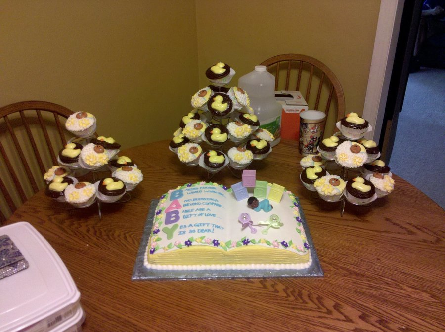 Baby Book on Cake Central