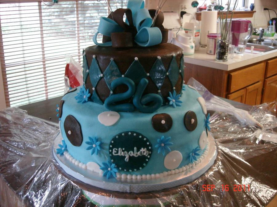 Birthday Cake For My Girlfriend
