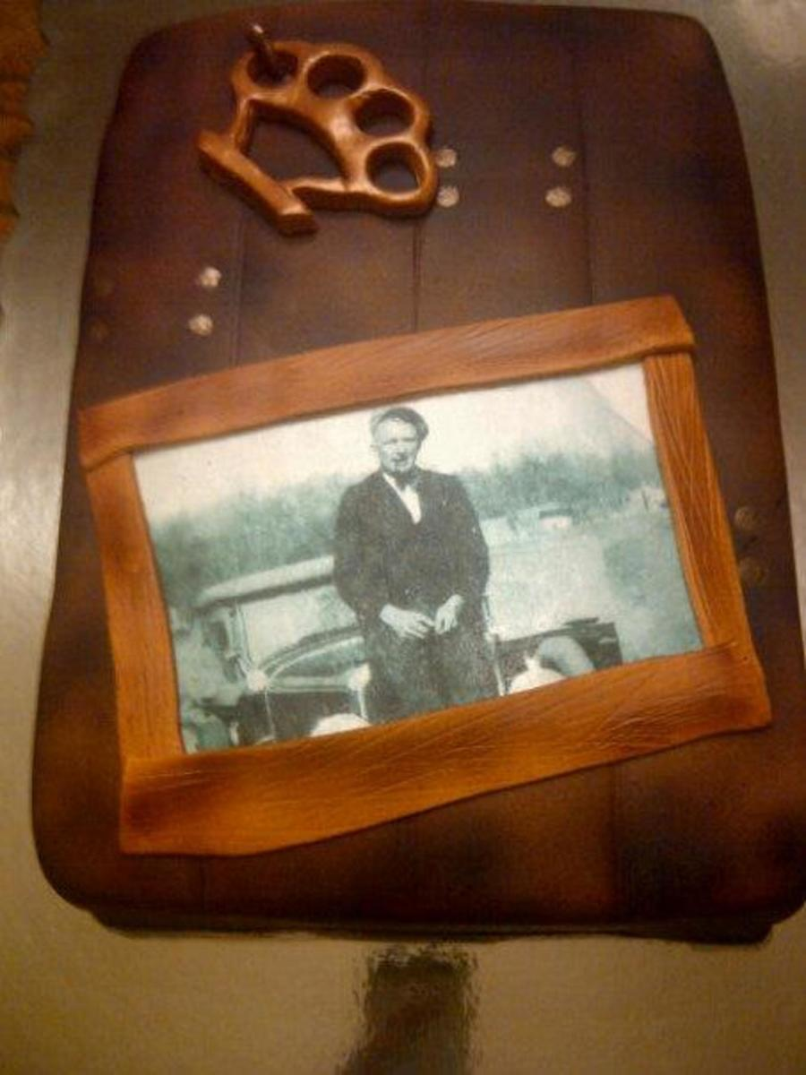 This Was For A Private Screening Of The Major Motion Picture Lawless This Past Fall We Know The Author Personally And Were Celebrating  on Cake Central