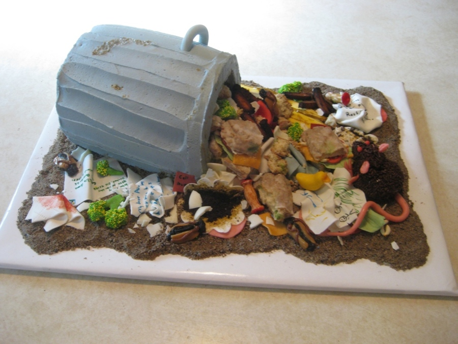 Trash Cake Recipe