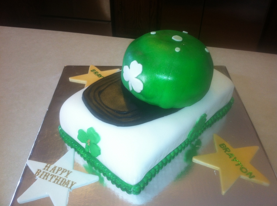 Celtics Snap Back on Cake Central