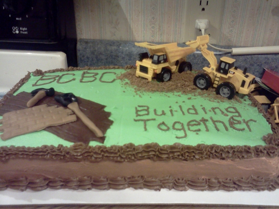Church Building Fund Cake on Cake Central
