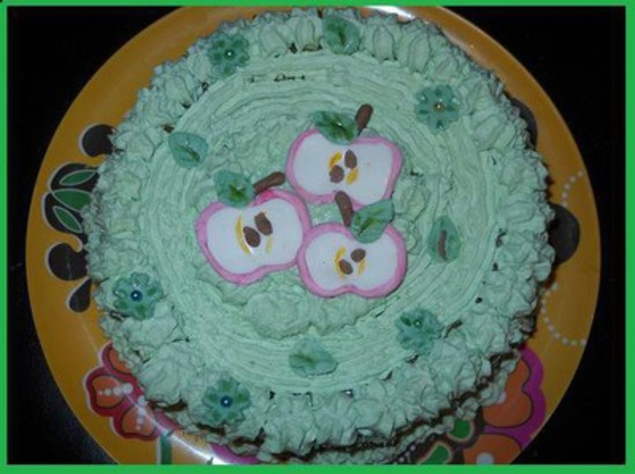 Apple Cake on Cake Central