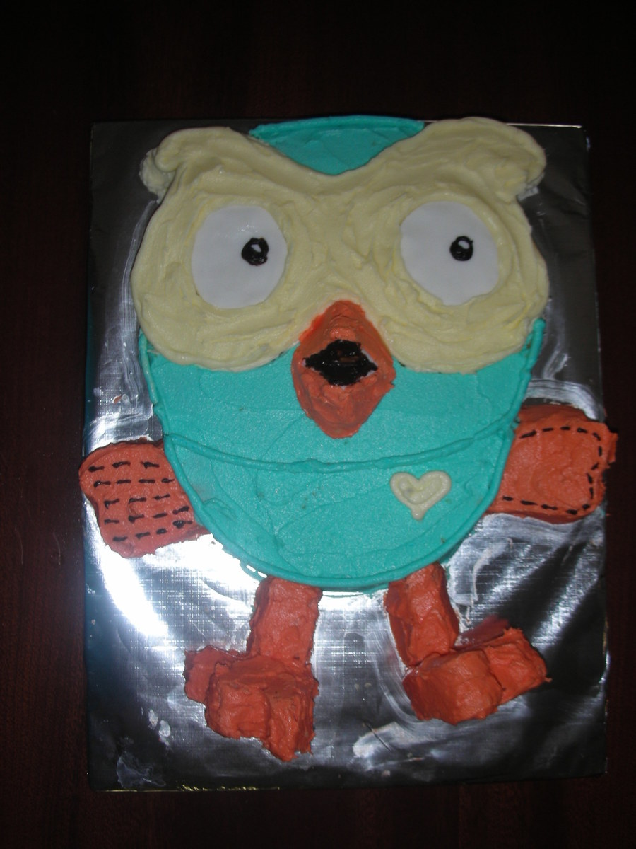 Hoot! on Cake Central
