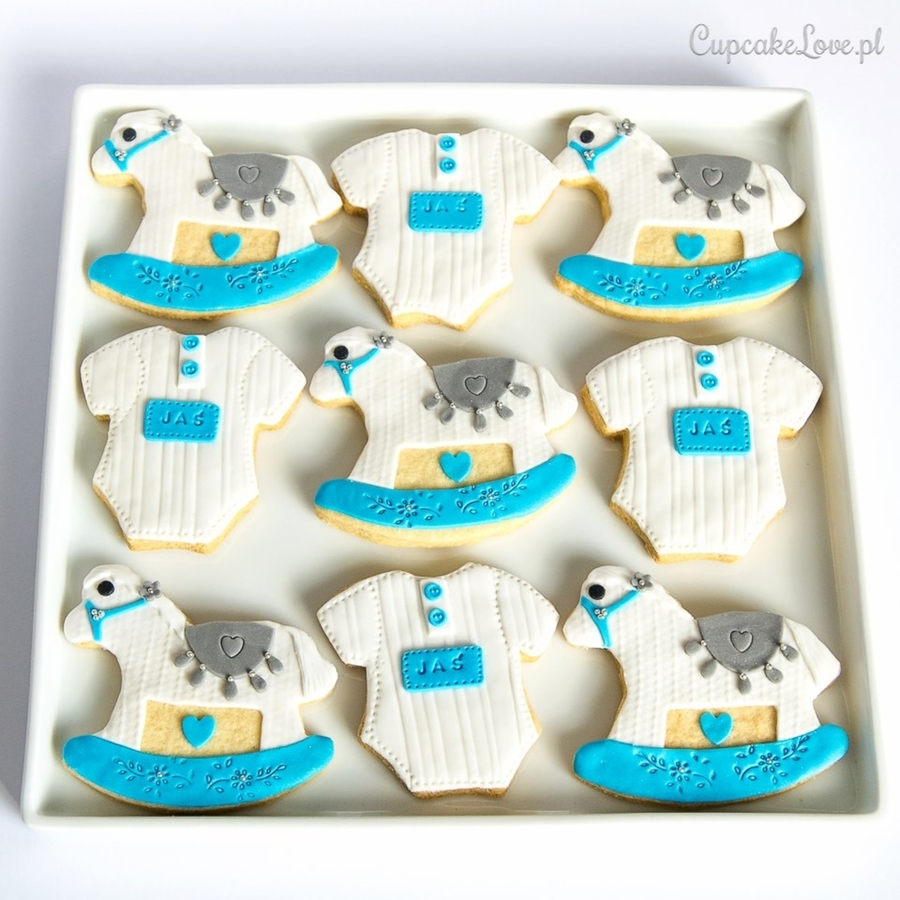 Christening Cookies For Baby Boy on Cake Central