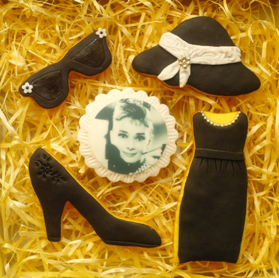 Sweet Moments With Audrey Hepburn :-) on Cake Central