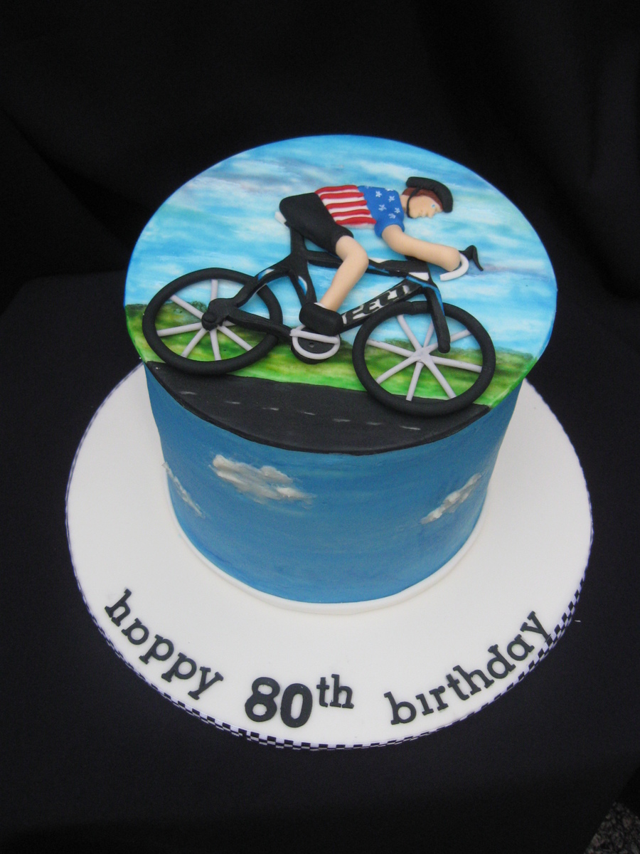 Bicycle Cake Guy