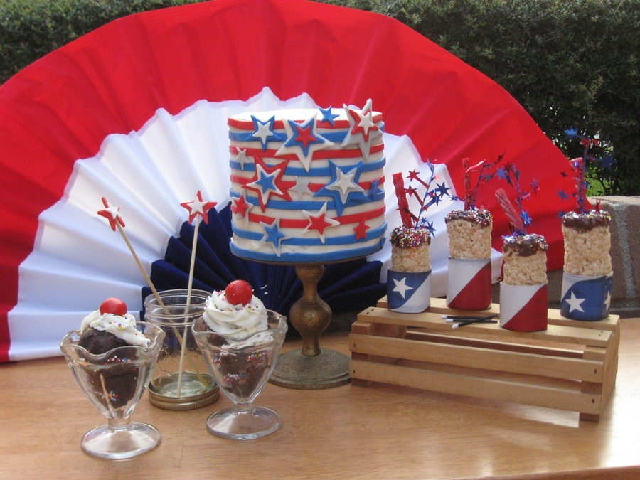 4Th July on Cake Central