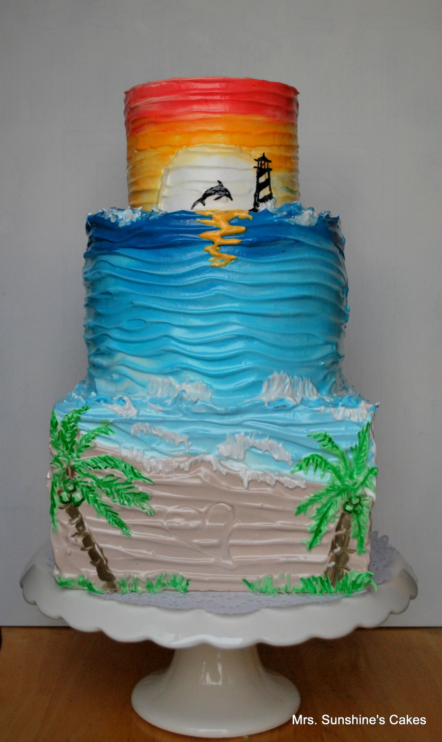 The Lighthouse  on Cake Central