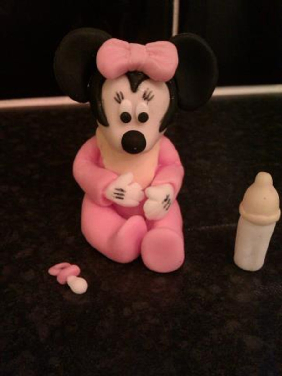 Minnie Mouse Baby on Cake Central