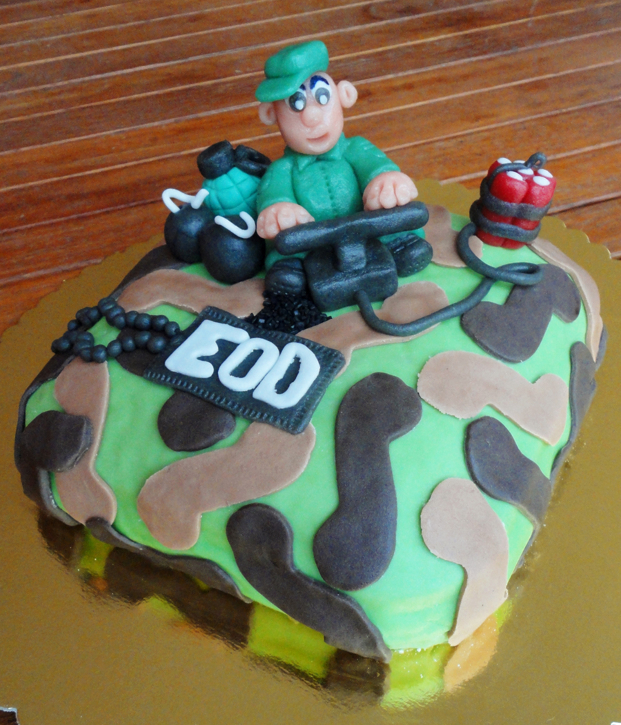 Finally, The End Of Eod Class on Cake Central