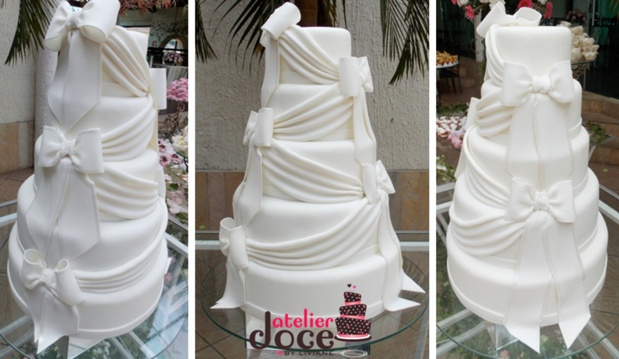 Casamento Lacosedrapeados on Cake Central
