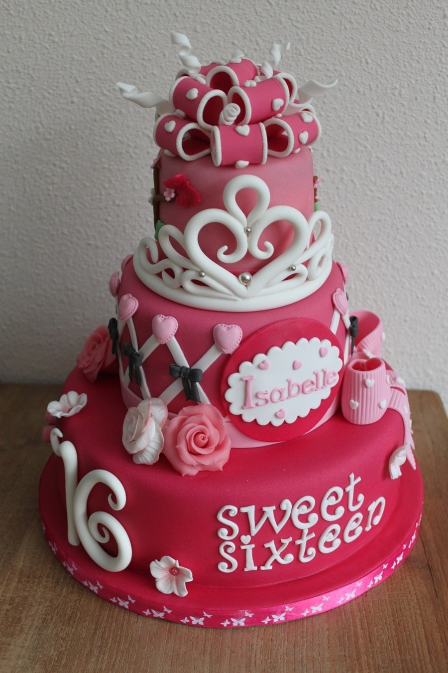 Sweet Sixteen Cakecentral Com