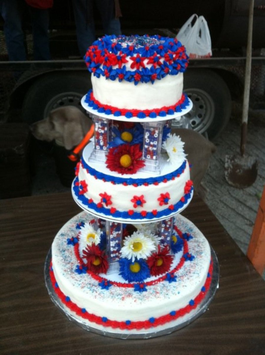 Texas Independence Cake on Cake Central