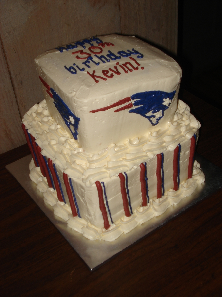 Because Everyone Loves Football (...except Me...) on Cake Central