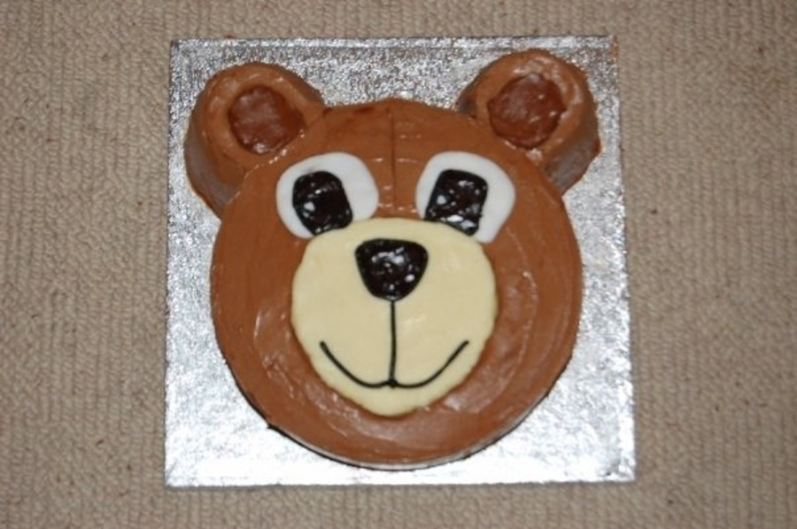 Teddy Bear on Cake Central