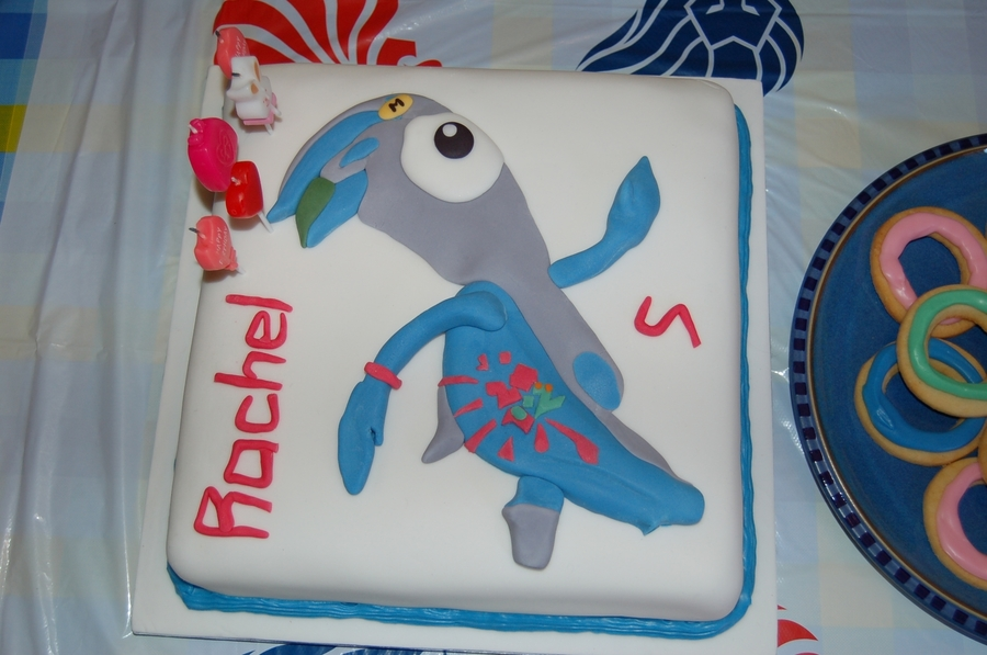 Mandeville Birthday Cake on Cake Central