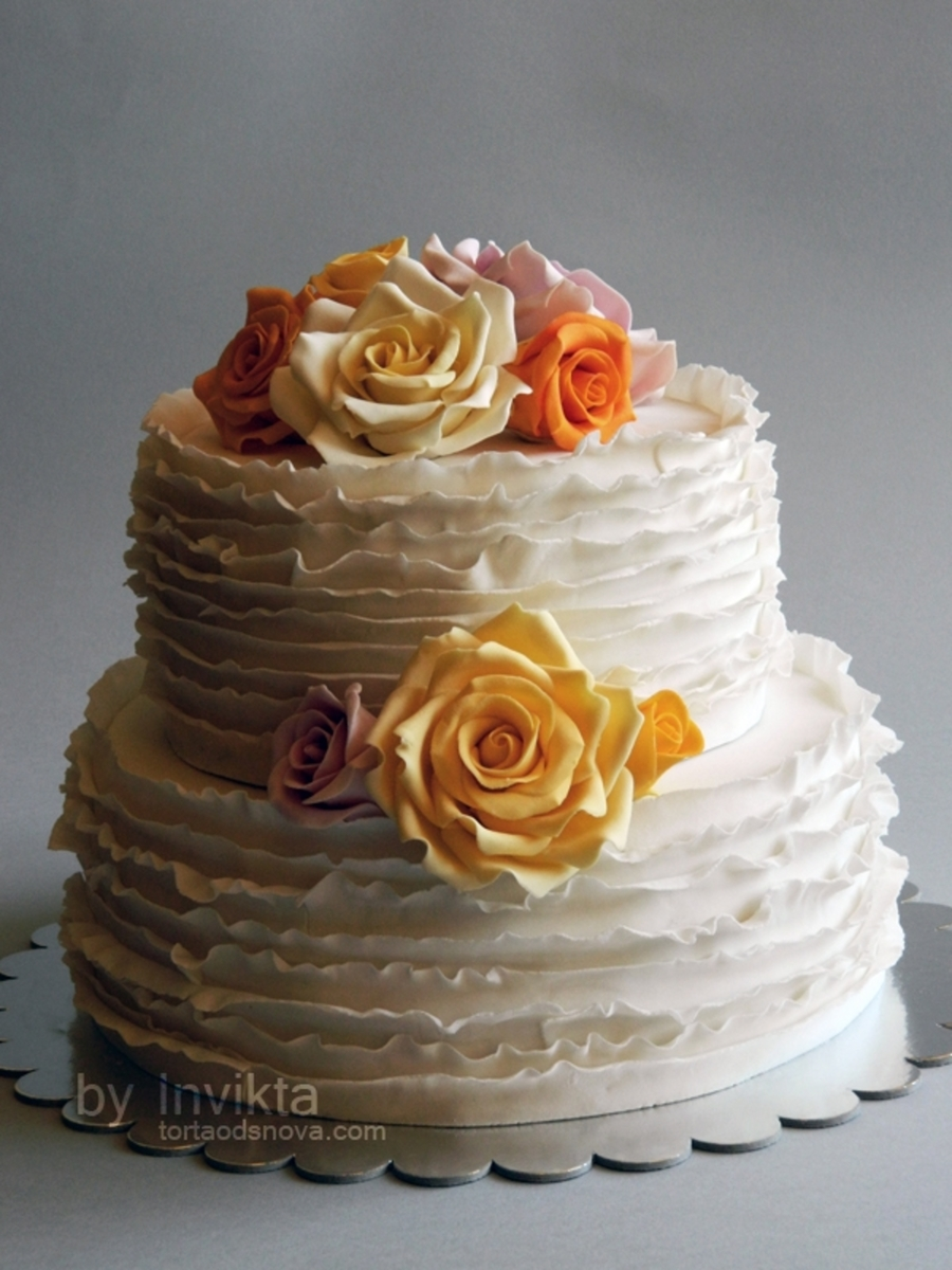 1st wedding anniversary cake pictures