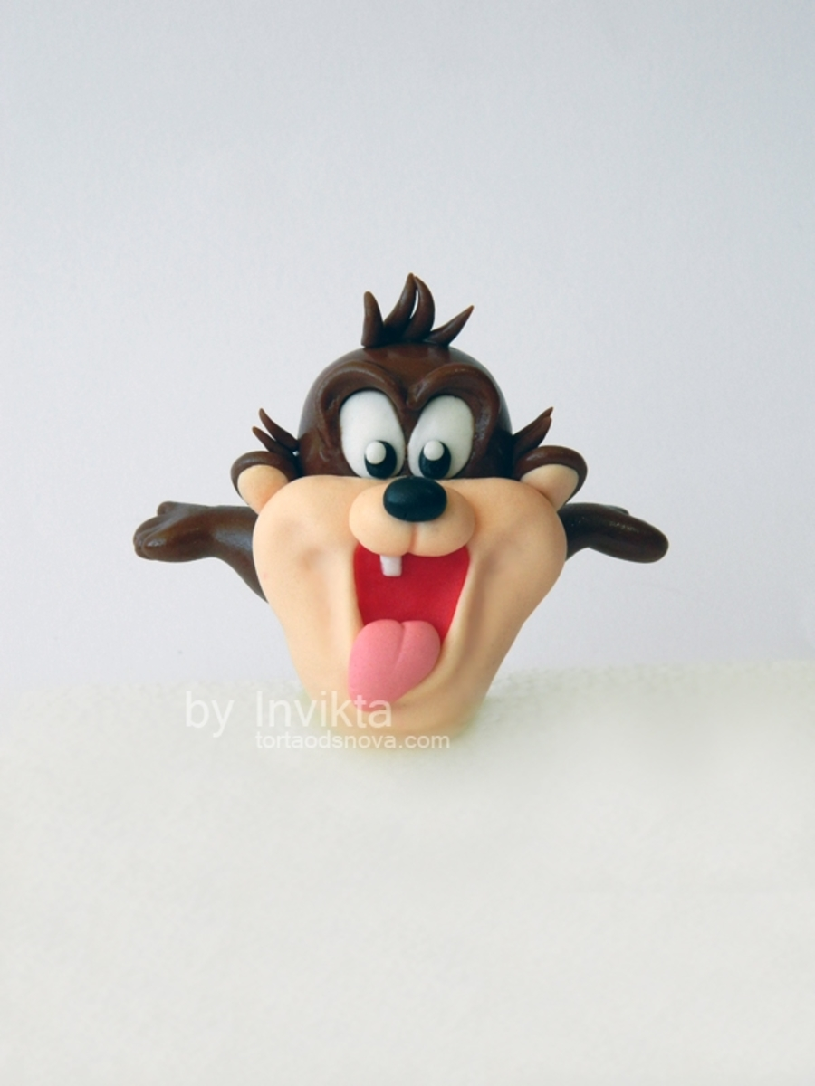 Baby Looney Tunes Cakecentral Com