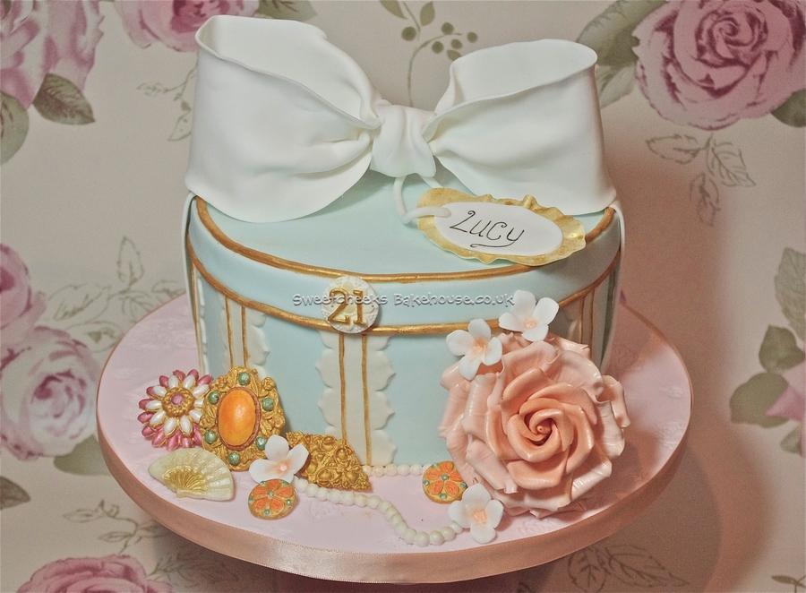 Xx Automatic Cake Box