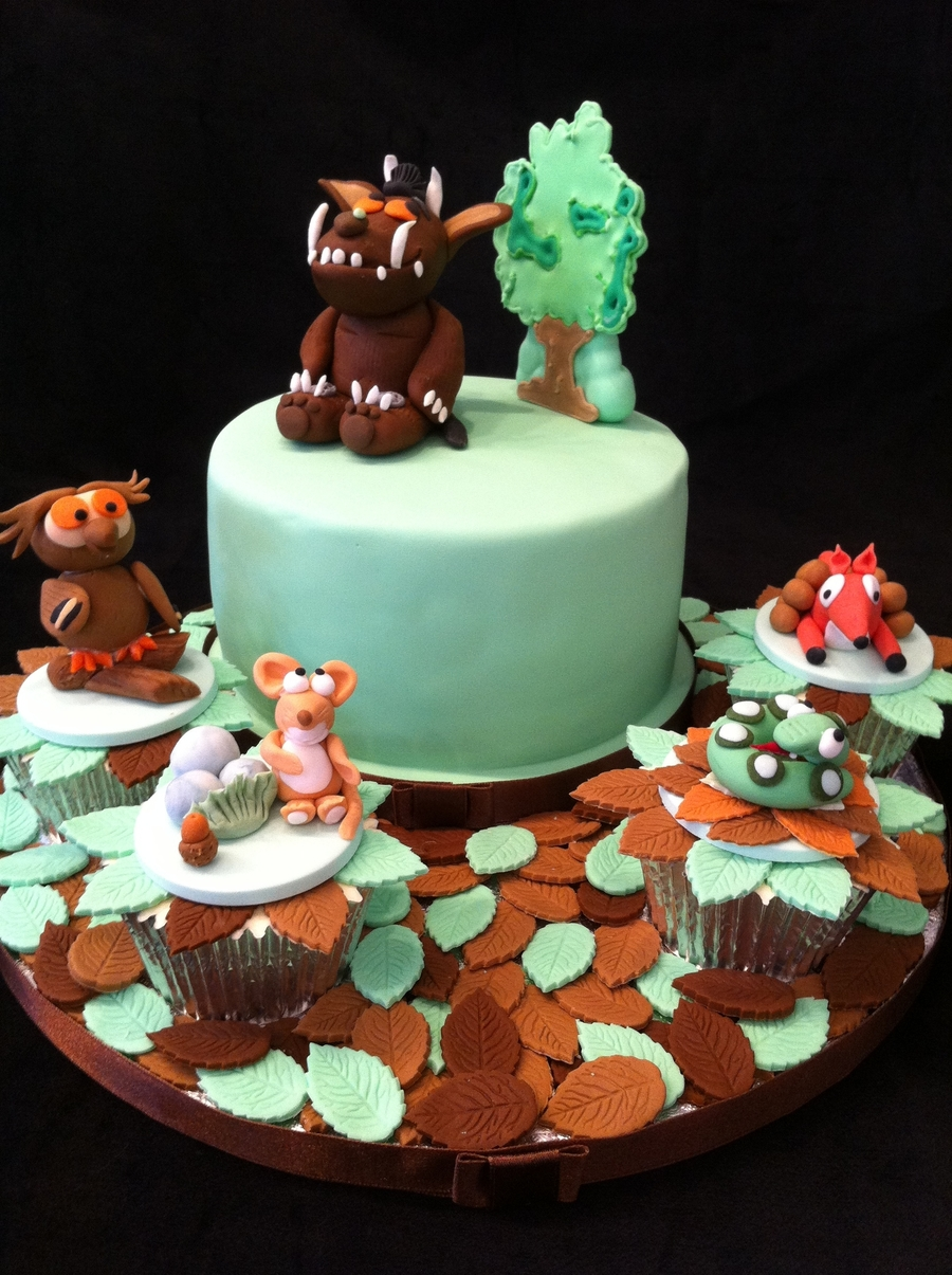 Gruffalo Gang on Cake Central
