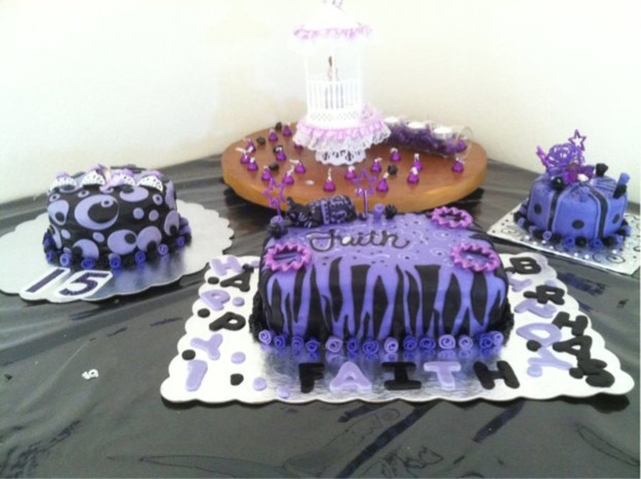 Sweet 15 on Cake Central