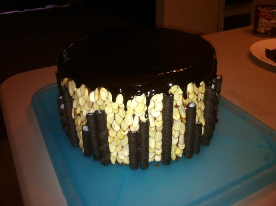 Hersheys Triple Layer Chocolate Cake