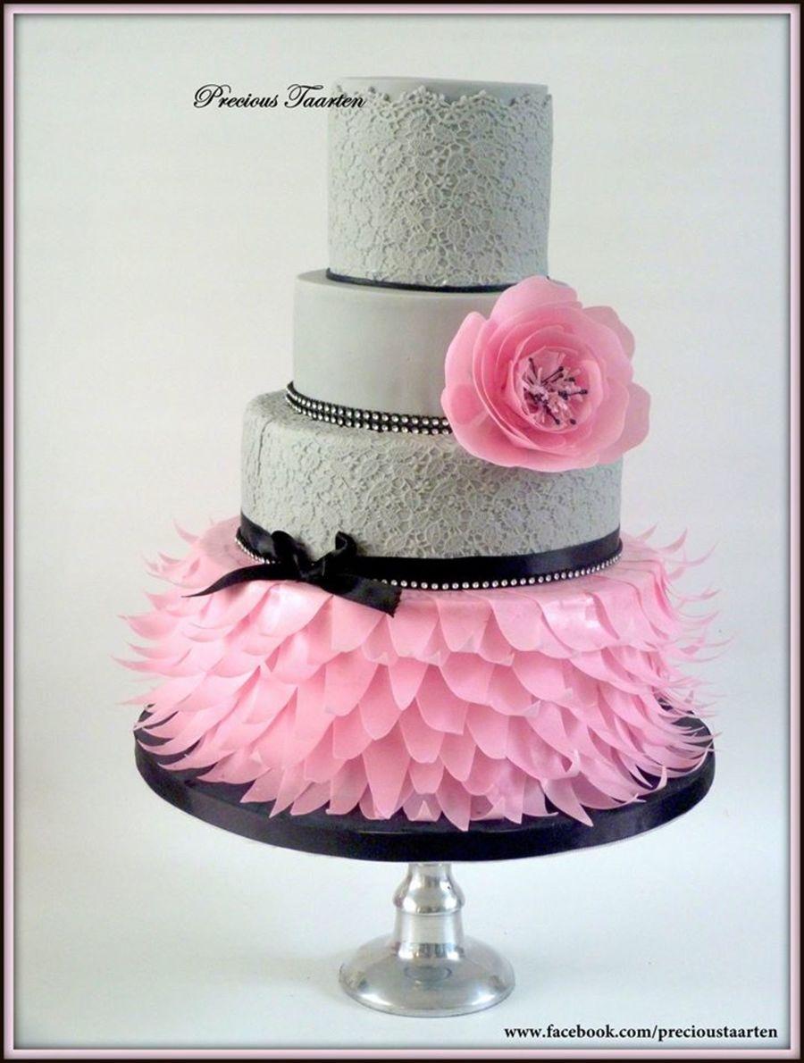 Zoe Gilham Cake Artist : Inspired By Zoe Clark - CakeCentral.com