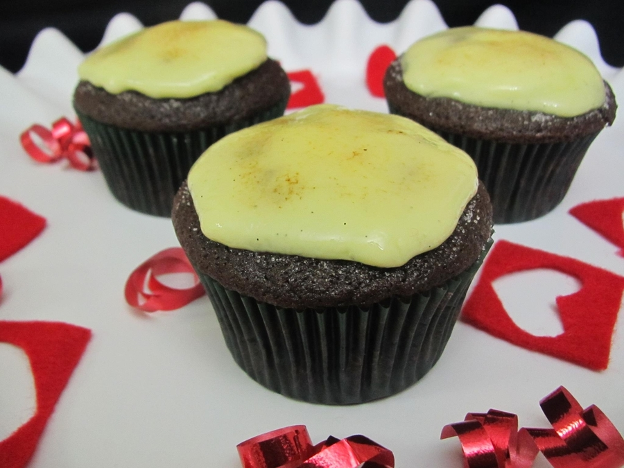 Creme Brulee Cupcakes on Cake Central