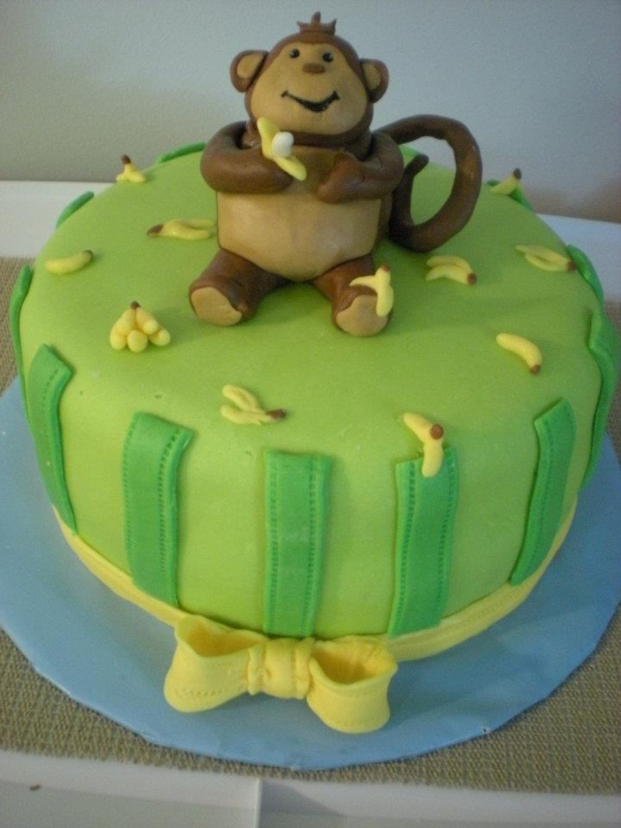 Monkey Around on Cake Central