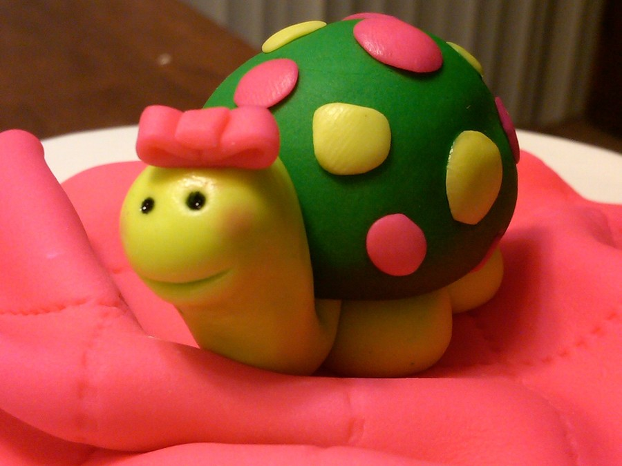 Turtle on Cake Central