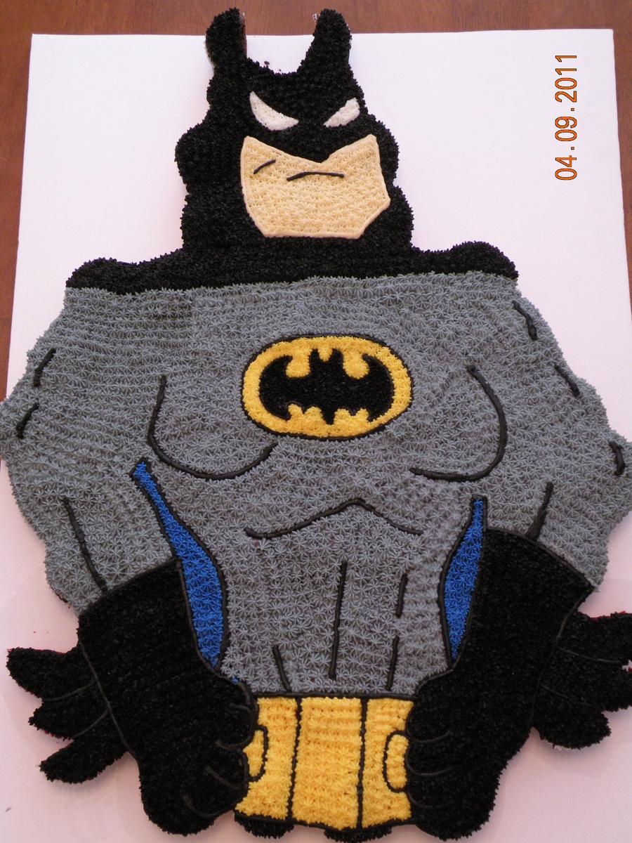 Batman Pull Apart Cake Cakecentral Com