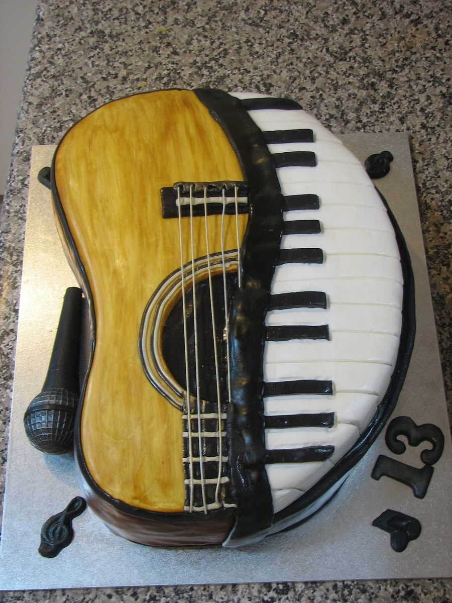 Music Lovers Cake Cakecentral Com