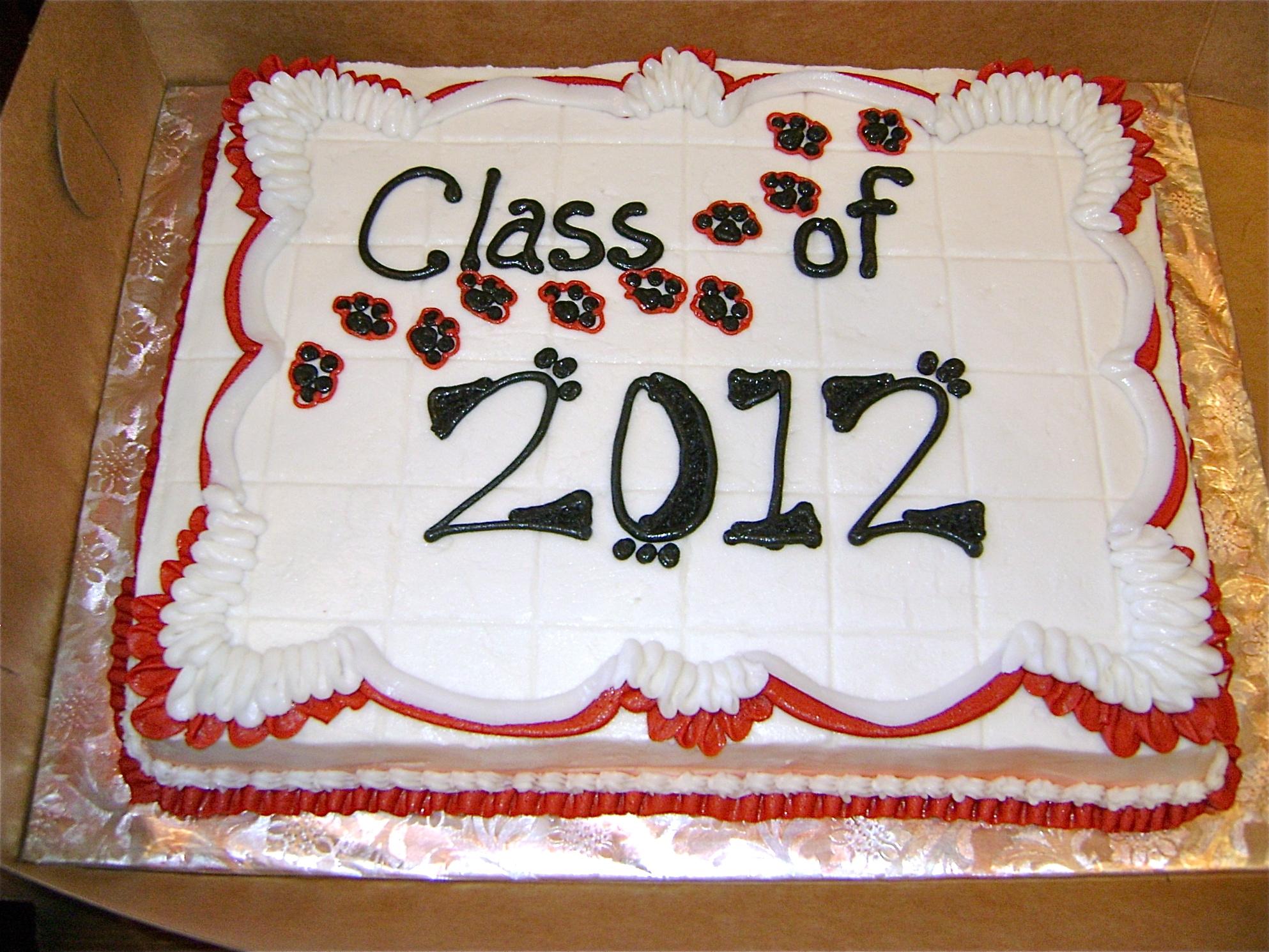 Graduation Sheet Cakes Dental Hygienis...